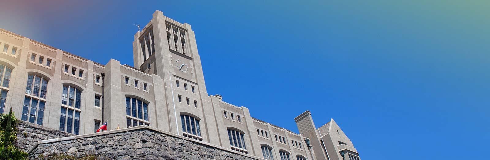 Somos pioneros en docencia de electrónica en pregrado y postgrado desde 1960